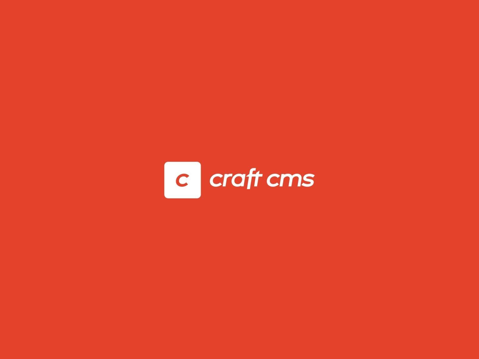 Waarom wij Craft CMS gebruiken (en geen Wordpress)